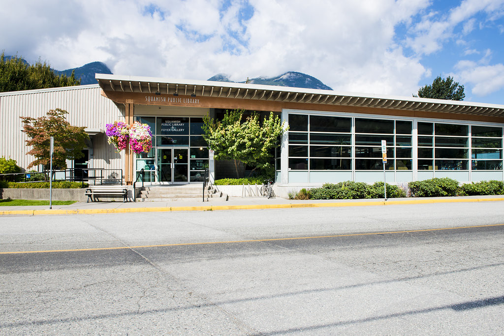 Library-squamish